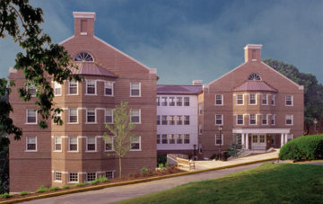 Keefe Hall Dormitory, Lafayette College